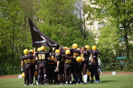 15 Jahre Frankfurt Pirates American Football